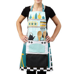 Cook's Corner 1940s Inspired Apron