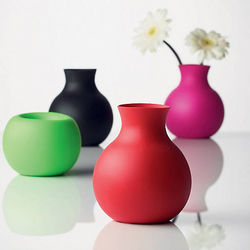 Large Rubber Vase
