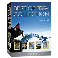 Best of National Geographic Channel DVD Set