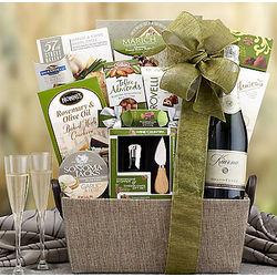 Kiarna California Champagne Gift Basket