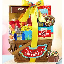 Best Birthday Ever Gift Basket