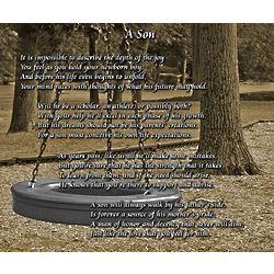 A Son 8x10 Poem Print