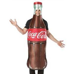 Men's Coca Cola Bottle Costume