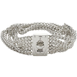 Turnlock Chain Bracelet