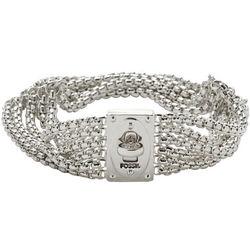 Turnlock Chain Bracelet
