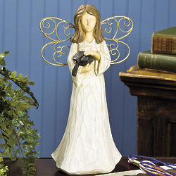 Graduation Angel Figurine
