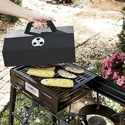 Portable Barbecue Grill Box