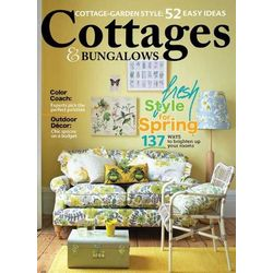Cottages & Bungalows Magazine 6-Issue Subscription
