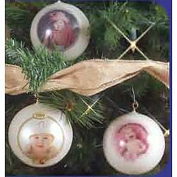 Unbreakable Personalized Christmas Ornament