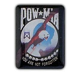 POW Eagle with Chains Pin