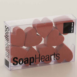Scented Soap Hearts