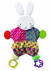 Amazing Baby Blanket Teether Bunny
