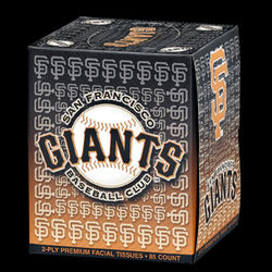 San Francisco Giants Sports Tissues