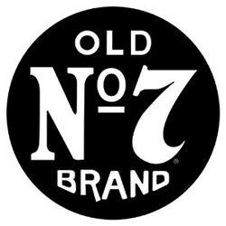 Jack Daniels Old No. 7 Bar Sign