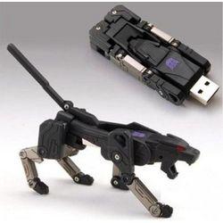 Ravage Transformer 4GB Flash Drive