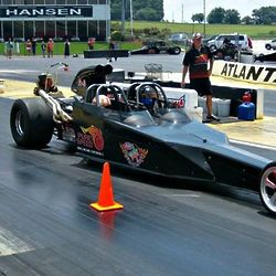 Dragster Fantasy Ride Experience for 1
