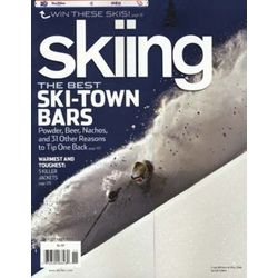 Skiing Magazine Subscription