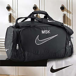 Personalized Nike Gym Duffel Bag