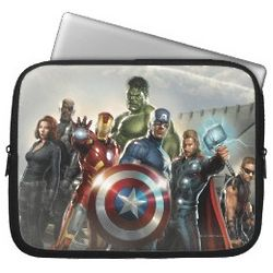Avengers Group Laptop Sleeve Version 4