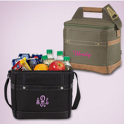 Personalized Bridesmaid Loden Cooler Bag