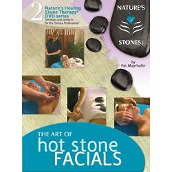 The Art of Hot Stone Facials Vol. 2 DVD