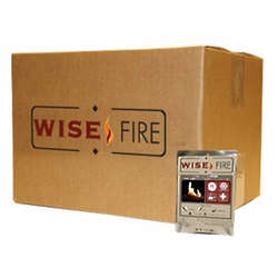 WiseFire Box of 15 Fire Pouches