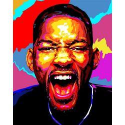 Will Smith Pop Art Print