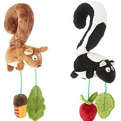 Forest Friends Stroller Toy