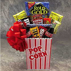 America's Favorite Snacks Small Gift Basket