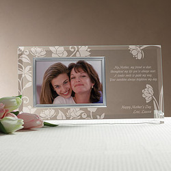 Her Love Blooms Reflections Frame