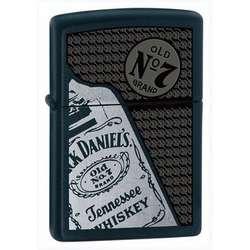 Jack Daniel's Black Matte Zippo Lighter