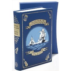 Master and Commander Buckram-Bound Book
