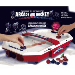 Arcade Table Top Mini Air Hockey Game