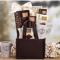 Godiva Chocolate, Coffee and Cocoa Tote