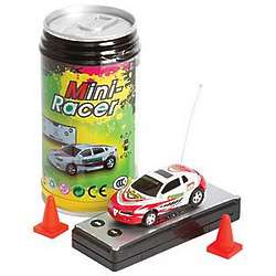 Remote Control Mini-Racer Toy