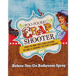Crap Shooter Travel Size Poo-Pourri