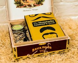 Rough Rider Moustache Grooming Kit