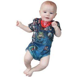 Redneck Baby Snapsuit