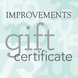 $25 Improvements Gift Certificate