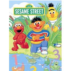 Let's Count on Sesame Street Personalized Book