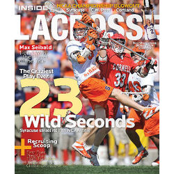 Inside Lacrosse Magazine Subscription