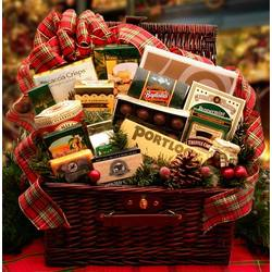 Home & Hearth Fireside Hamper