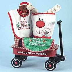 First Christmas Welcome Wagon