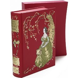 The Red Fairy Book of Illustrated Fairy Tales