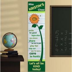 Personalized Teacher's Little Learners Classroom Banner