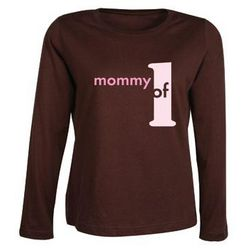 Personalized Mommy and Grandma Shirt