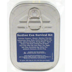 Cape Cod and Islands Survival Kit in a Can