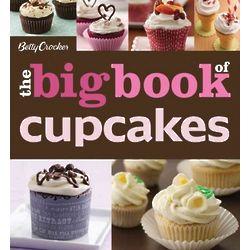 Betty Crocker Big Book of Cupcakes Cookbook