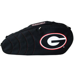 University of Georgia 6 Racket Tennis Bag