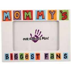 Mommy's Biggest Fans Frame